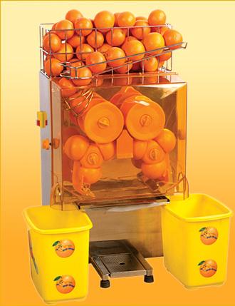 Maquina para hacer jugo de naranja industrial